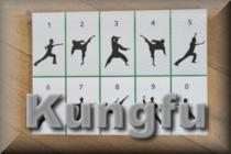 Kungfu opdrachtkaart